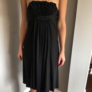 Black Tadashi cocktail dress